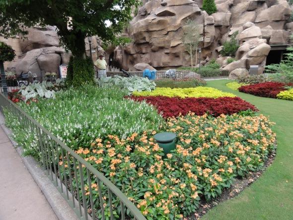 Gardens Canada Pavilion Epcot