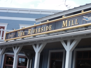 Riverside Mill Disney's Port Orleans Riverside
