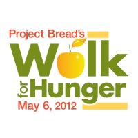 Project Bread Walk for Hunger 2012