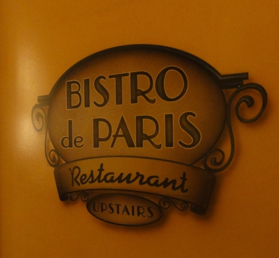 Bistro de Paris, EPCOT