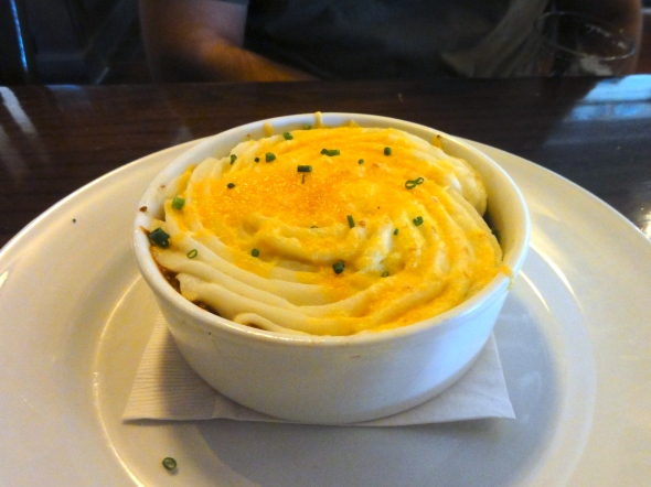 Shepherd's Pie, Rose & Crown, UK EPCOT
