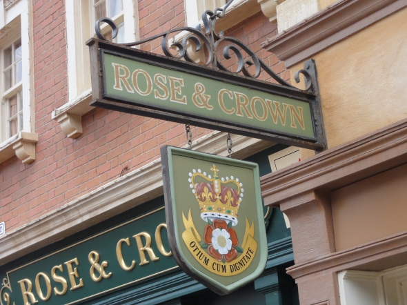 Rose & Crown Pub, UK Pavilion EPCOT