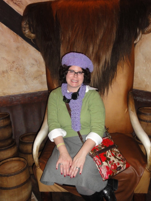 Eglantine Price at Gaston's Tavern