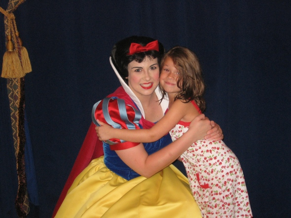 Snow White meet and greet