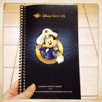 Disney Cruise Line Documentation Booklet