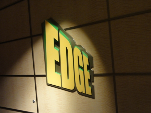 Edge on the Disney Dream and Fantasy
