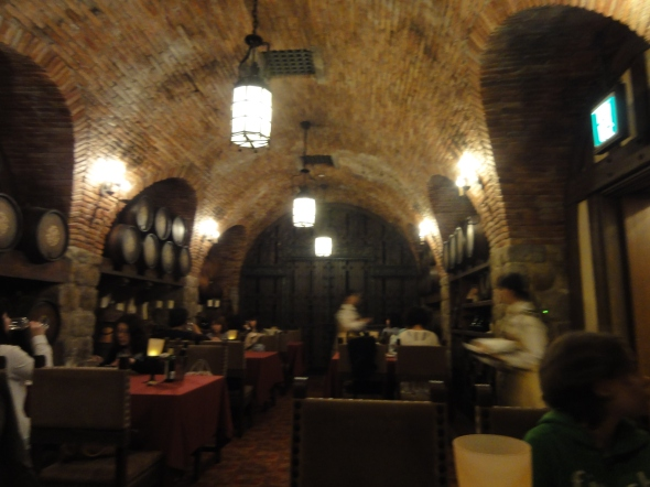 Magellan's Secret Room