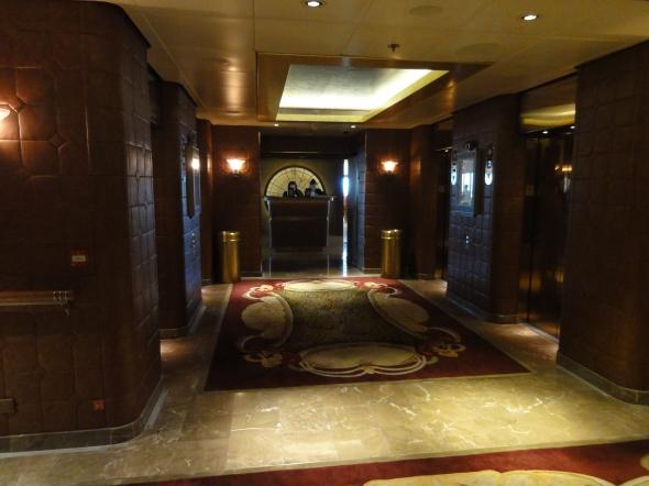 Remy entrance