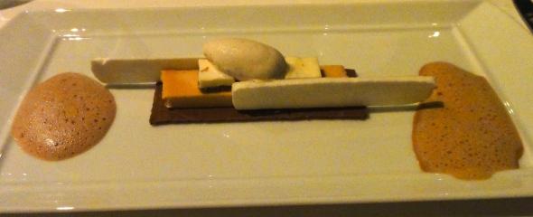 Mondrian dessert, Remy