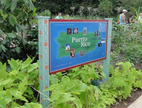 Puerto Rico at Epcot Food and Wine Festival
